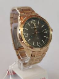 Relógio original banhado a ouro ?