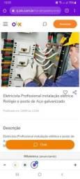 Eletricista Profissional instalação elétrica