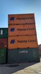 Container 20' e 40' pés