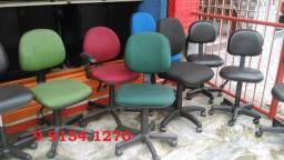 Cadeira secretaria modelos a partir de 160,00