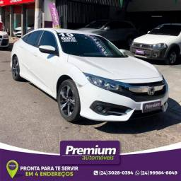 Título do anúncio: Honda Civic Exl  2019 Completo+ Gnv  5°Geração  único dono