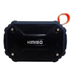 Caixinha de som portátil Kimiso