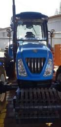 Trator LS 80 4x4 2015 cabine original revisado