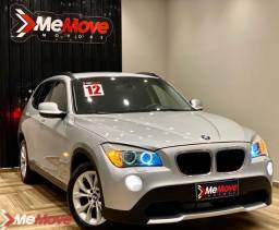 BMW X1 S Drive 2.0 ano 2012