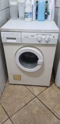 Máquina de lavar Bosch 5 kg com defeito