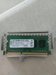 Memória de notebook Samsung 4GB
