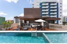 Apartamento com 3 dormitórios à venda, 71 m² por R$ 338.000,00 - Jardim Oceania - João Pes