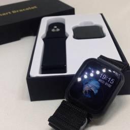 Smartwatch P70 + Brinde