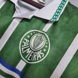 Camisa Palmeiras Retrô 1993-1994 qualquer número