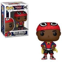 Título do anúncio: Funko Pop! Marvel: Miles Morales com Capa - Novo (Inclui Caixa Protetora), #403