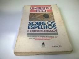 Sobre Os Espelhos E Outros Ensaios - Umberto Eco