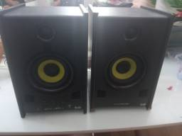 Título do anúncio: Caixa de som monitor de áudio Hercules