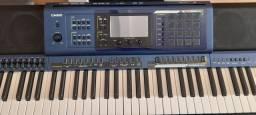 Vendo teclado casio MZX 500