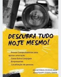 Detetive Particular Em Santos - Investigação de Alto Padrão - Desde 1997