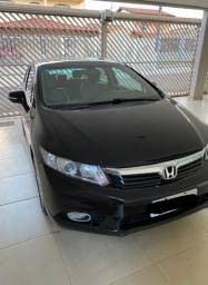 Honda Civic EXS 1.8 2012 Completo