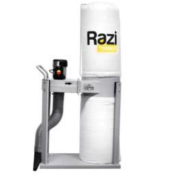 Título do anúncio: Coletor de pó 1cv com 1 reservatório 57 litros 220v razi