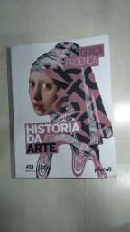 Livro história da arte.
