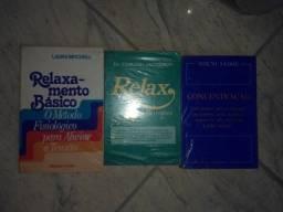 Livros usados de Relaxamento e concentração