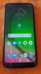 Motorola moto g7 32gb play original biometria