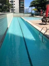 Edf plaza Versalles BV/ 122m/ 3 suites / varanda gourmet/ vista definida mar/luxo