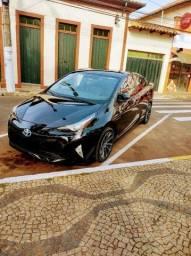 Título do anúncio: Toyota Prius, com rodas 17 esportivas