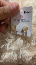 Semijoias de luxo Donatella