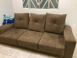 Título do anúncio: sofá cama 3 lugares