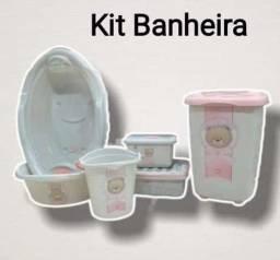 Kit Banheira Ursa