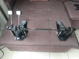 Pedal duplo XPro corrente dupla