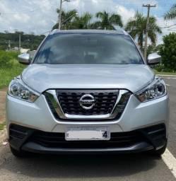 Nissan Kicks S 2018. Apenas 14.000 km