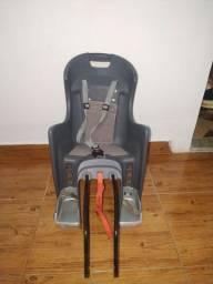 Cadeirinha polisport cycle boodie maxi 22kg traseira