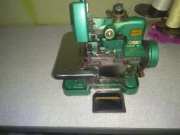 Máquina overloque semi industrial semi novo