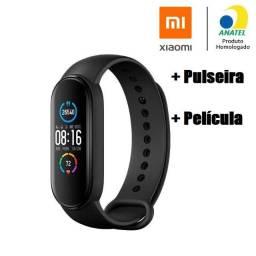 Xiaomi Mi Band 5 *Original* No Brasil + Pulseira e Película