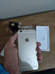 Iphone 6 64gigas gold