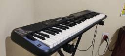 Teclado Casio Tone CT-S300 Novo com Suporte em X
