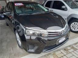 Título do anúncio: Toyota Corolla 2016 1.8 gli upper 16v flex 4p automático