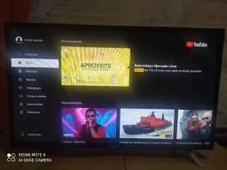 Tv 32 semp sistema Android