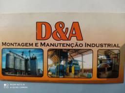 Contrata se montador industrial com experiência