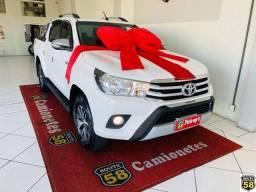 Título do anúncio: Toyota Hilux CD SRV A4FD
