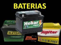 Bateria para seu carro - Disk Baterias!