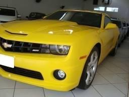 Camaro 6.2 2ss amarelo 2012