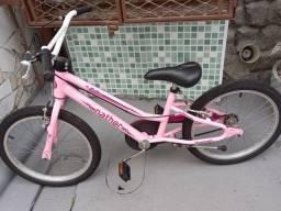 Título do anúncio: Vendo bicicleta  infantil aro 20