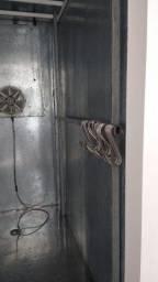 Título do anúncio: Câmara fria e serra p açougue