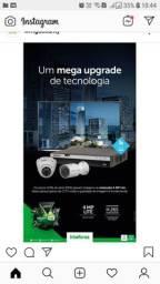 Monitore sua casa ou empresa com câmeras e alarme a partir de R$ 200,00 mensal