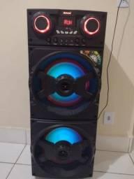 Título do anúncio: Caixa de som Amvox