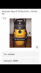 Aspirador De Po E Agua Ultralux 50 Ullux Electrolux