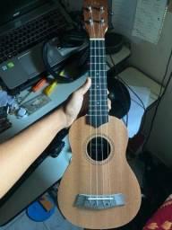 vendo ukulele novo com bag