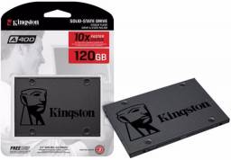 SSD Kingston A400 120gb - Pronta Entrega