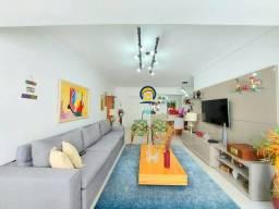 JP- Excelente apartamento 4 Quartos com 150 m² reformado em Boa Viagem