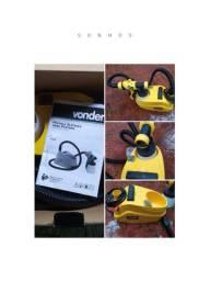 Pistola de pintura  e pulverizar elétrica 900w Pev900 Vonder-220v